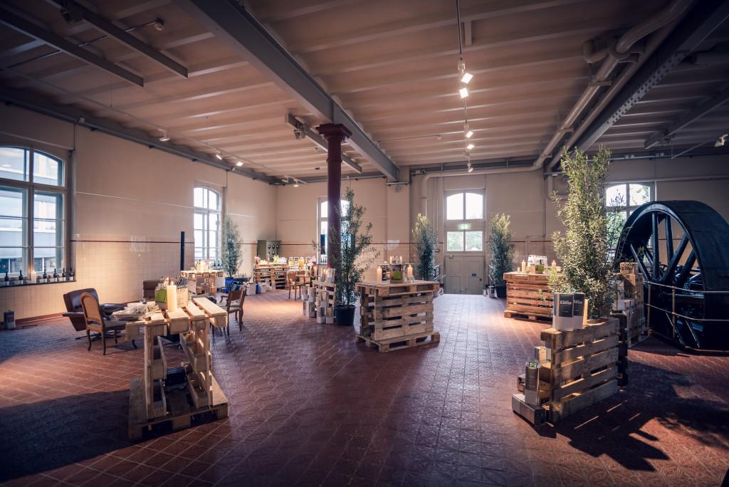 Produktpräsentation Maschinenhalle Zürich