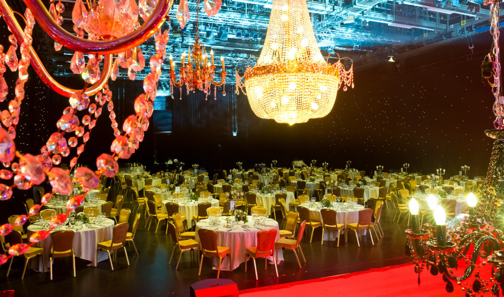 Prix Courage Catering, Axel Springer Verlag, 380 Gäste