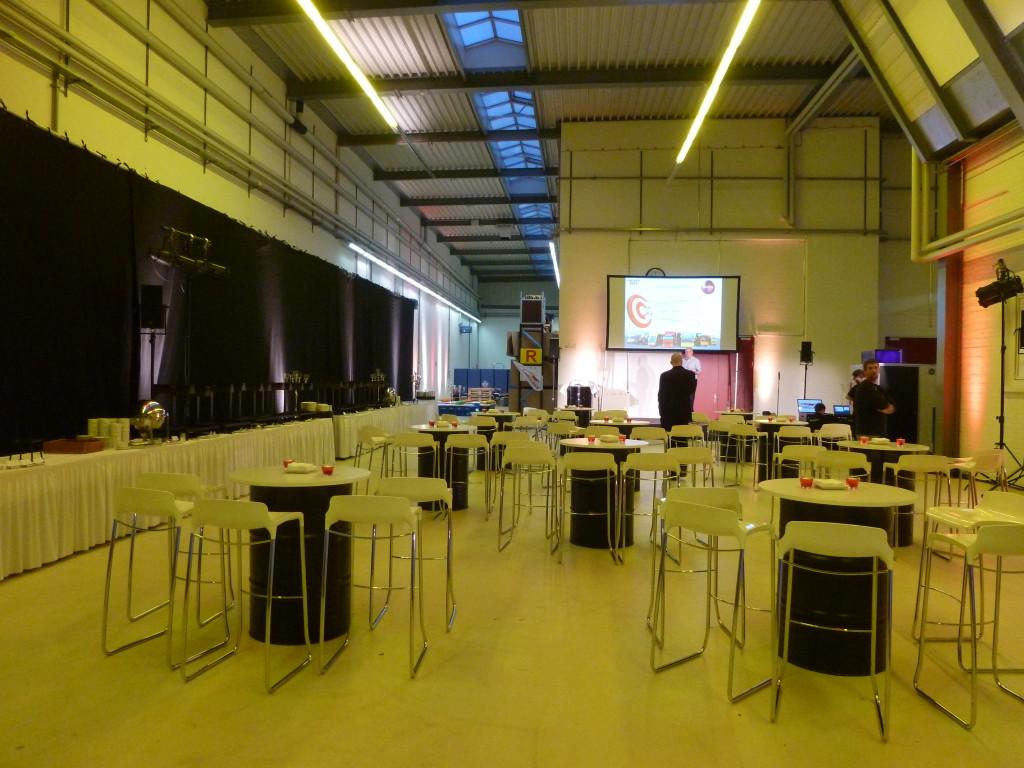 Carglass Schweiz Mitarbeiterfeier, 150 Gäste
