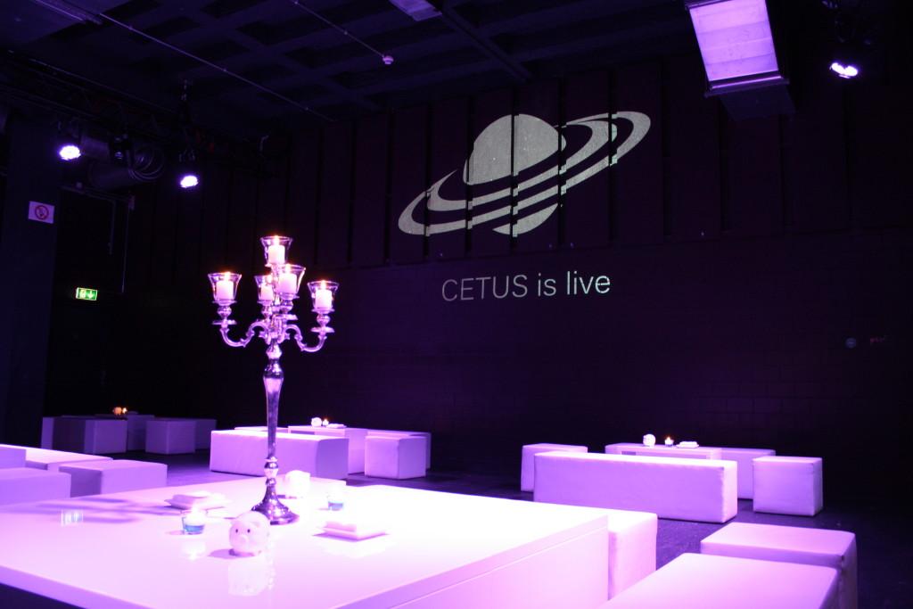 UBS Mitarbeiterfeier, 550 Gäste