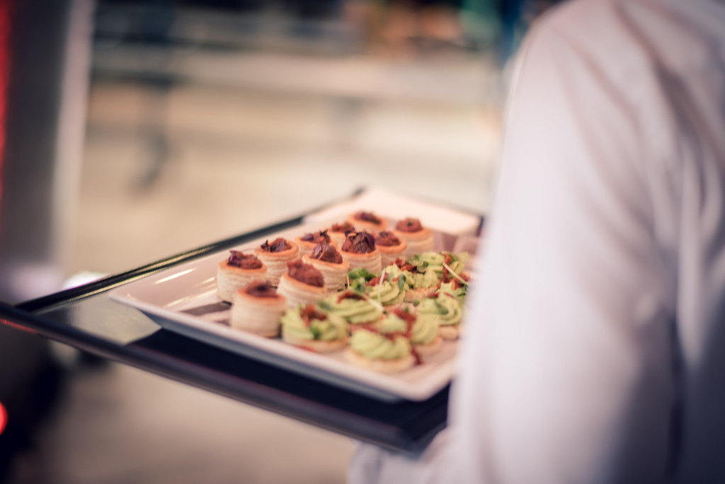 Fingerfood, Mangosteen Catering