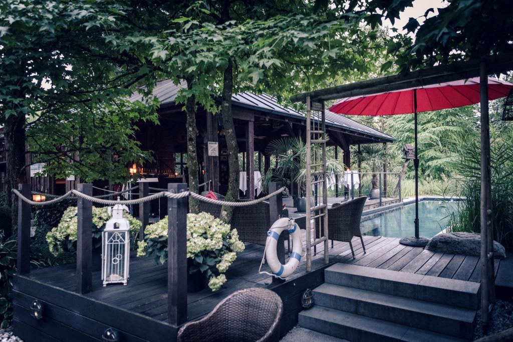 Mangosteen Catering, Hochzeit im Traumgarten Thalwil