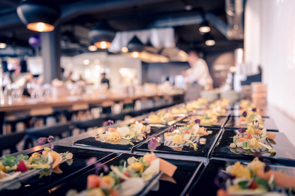 Mangosteen Catering @ Marmite Food Lab, Zürich