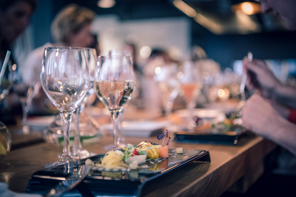 Essensbeispiel, Mangosteen Catering @ Marmite Food Lab, Zürich