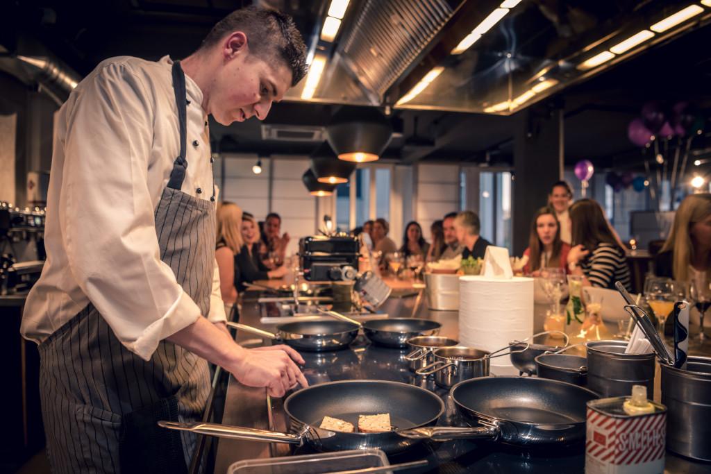 Kochshow, Mangosteen Catering @ Marmite Food Lab, Zürich