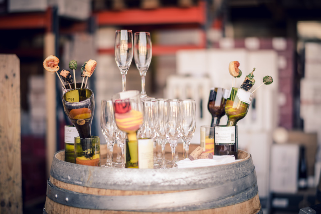 Apéro, Mangosteen Catering @ Smith & Smith Wine Company