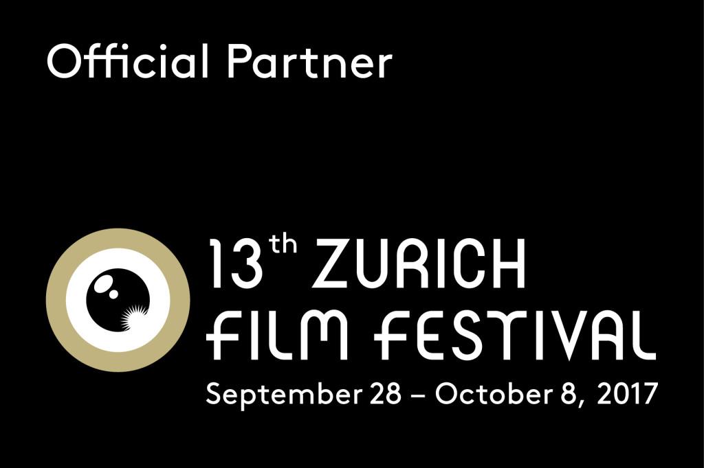 Logo Official Partner Zurich Film Festival