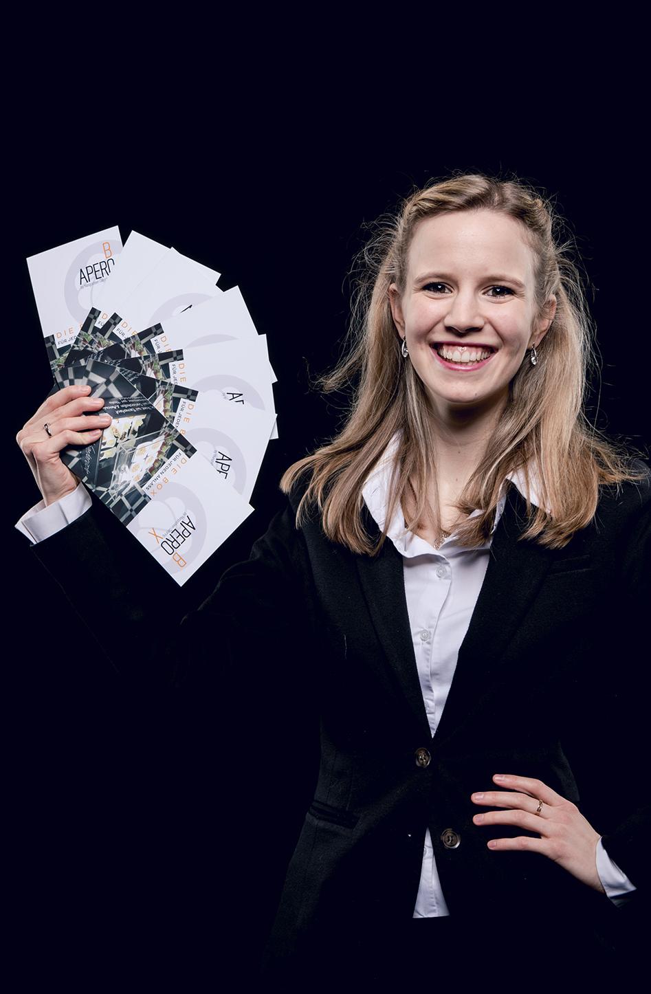 Mangosteen Catering - Céline Vollrath, Catering Supervisor